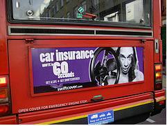 low credit score high insurance premium