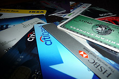too many credit cards