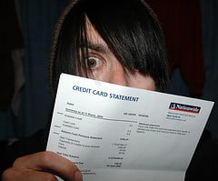 Confused about credit card statement
